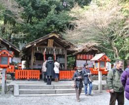Nonomiya jinja Shrine