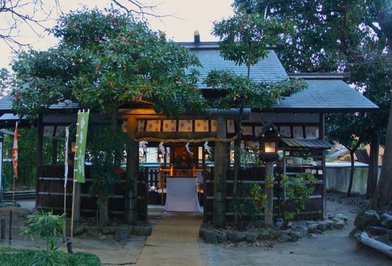 Saigu Jinja  - Sagano