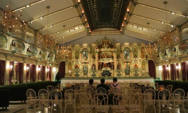 dance hall organ