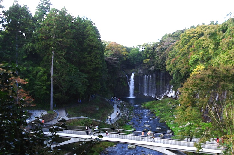 shiraito waterfall