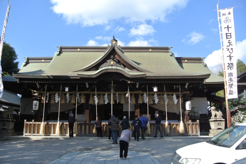 kokura yasaka jinja
