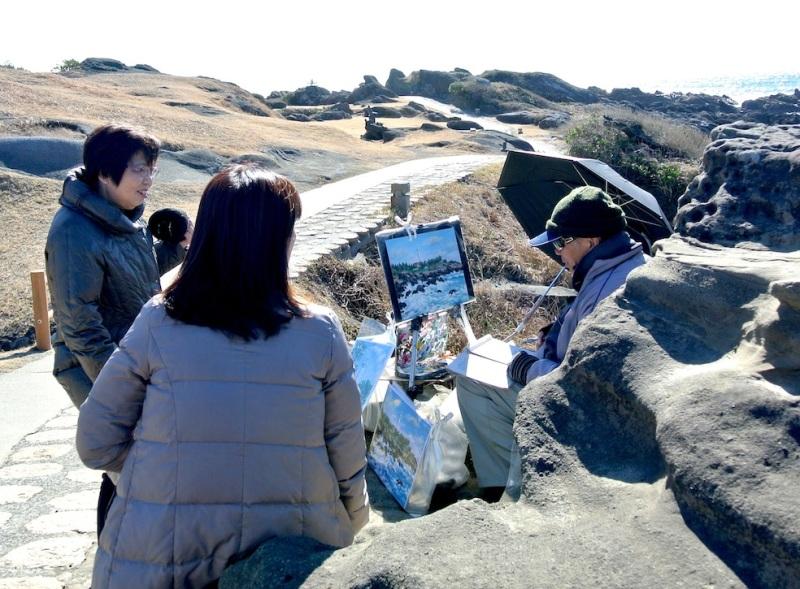 painter nojimazaki